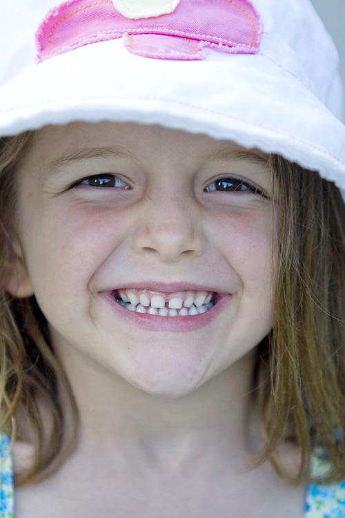 Sophie Smiles