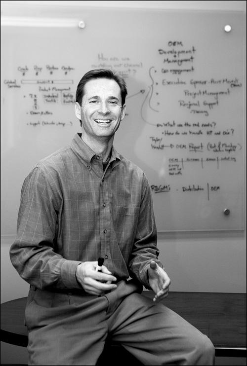 Jeb Hurley, CEO Onyx
