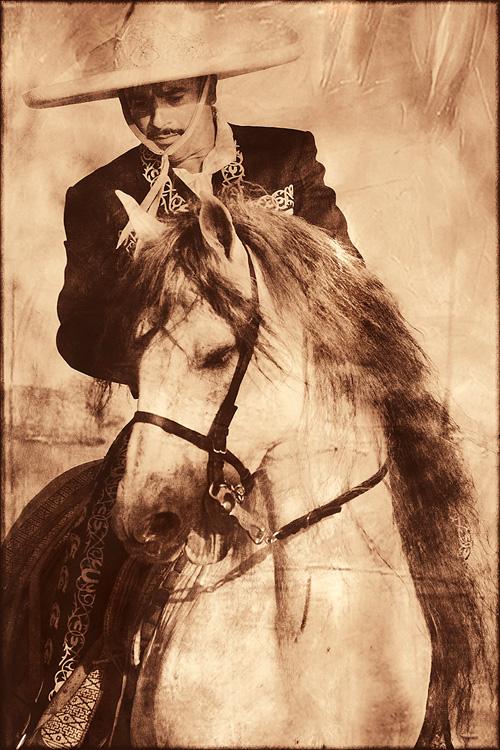 Horse and Charro
