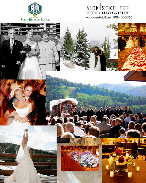 Stein Eriksen Lodge Weddings